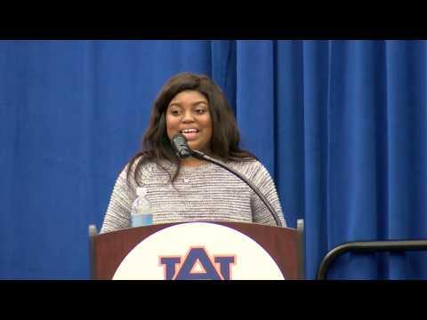 Auburn University SGA Spring Election Debate