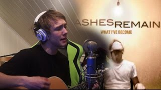 Ashes Remain - Right Here cover
