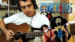 Bink's Sake - One Piece   Solo Acoustic Guitar