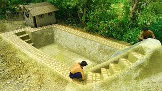 Download thumbnail for Build Swimming Pool Underground (Part ...