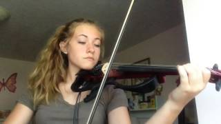 The Arena - Lindsey Stirling (cover by Hannah Elliott)