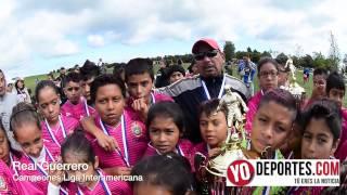 Real Guerrero campeones Interamericana 2014