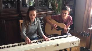 """Say the Word"" Cover Hillsong - Marie-Louis Georgi und Samuel Meinert"