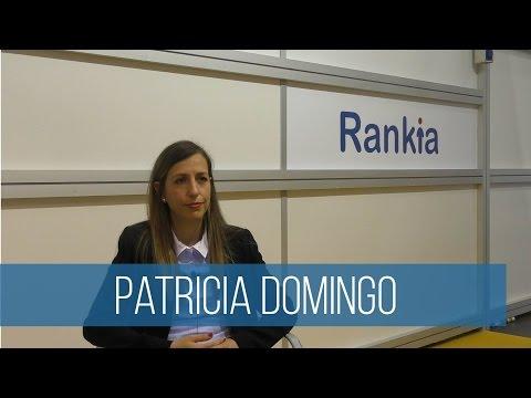Entrevistamos en Forinvest 2017, a Patricia Domingo, Directora de la Dirección de Segmento Negocios y Franquicias de Banco Sabadell. Recoge el premio a la Mejor Cuenta para empresas del año 2016, por la Cuenta Expansión Negocios de Banco Sabadell, elegida por los usuarios de Rankia para el galardón.