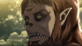 Attack on Titan Season 2 - English Simulcast Dub Clip