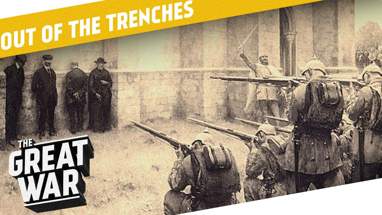 Execution Squads - Jews in WW1 - Out of the Trenches