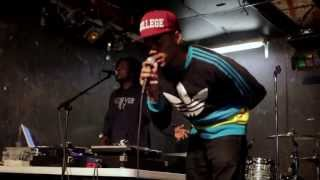 Chance The Rapper: Brain Cells (Live Sound Check) - Back Rooms and Basements