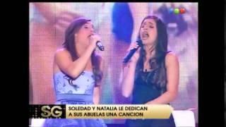 Nati Pastorutti   Si mi pecho hablara feat. Soledad