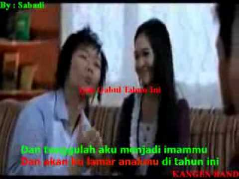 Kangen Band Ijab Kabul New Karaoke Version Chords Chordify