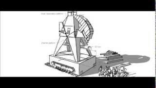 The Alien Siege Machine