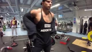 Vigas_Athlete Bodybuilding Motivation Intro!