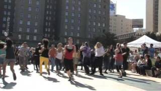 Flash Mob in San Francisco