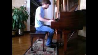BoC - ROYGBIV Piano Cover