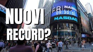 Indice NASDAQ verso nuovi massimi? Puntare sui titoli tecnologici