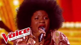 Shaby et Lucie – « Stayin' Alive » (Bee Gees) | The Voice France 2017 | Live