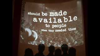 NHS- Nye Bevan speaks about the National Health Service