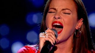 Mia Sylvester performs 'Addicted To You' - The Voice UK 2015: Blind Auditions 6 - BBC One