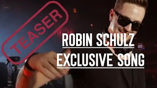 ROBIN SCHULZ feat. NICO SANTOS – MORE THAN A FRIEND [Exclusive Song]