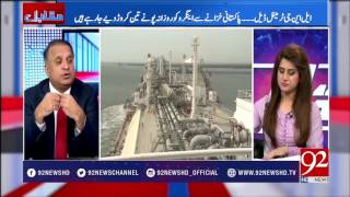 Muqabil - 03 August 2017 - 92NewsHDPlus