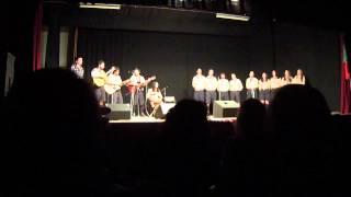 SER DE NOVO - Clã do Agrup.572 MINDELO - Concerto Escutista 2013