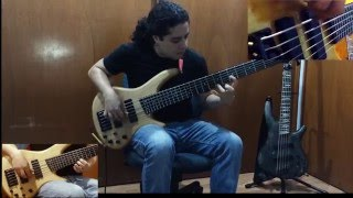 Daredevil Opening Netflix Cover Bass