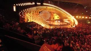 Eurovision Song Contest ESC 2015 Vienna Final Israel Nadav Guedj Golden Boy