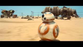 Star Wars: The Force Awakens Teaser ft. Bill Murray