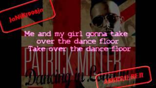 Patrick Miller - Dancing in London [Official Lyrics Video]