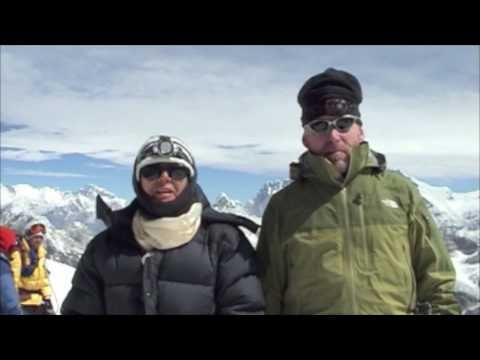 Mera Peak Video: Summit Success