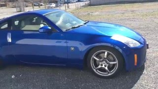 2006 Nissan 350z Touring edition