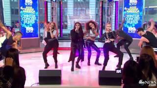 Little Mix - Move - Good Morning America (02/04/2014)
