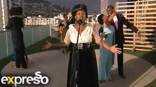 """Mthwakazi performs """"Nguwe"""" Live on Expresso"""
