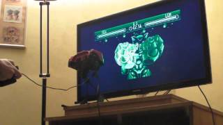 VirtualBoy TV-Out mod demonstration
