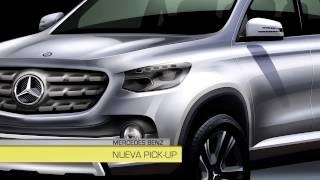 TN Autos | Flash de Noticias Pick-up Mercedes Benz