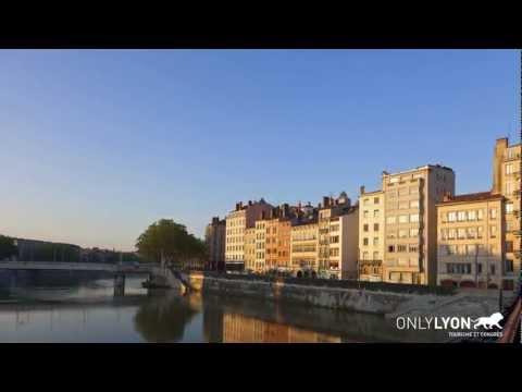 Découvrez Lyon en TimeLapse