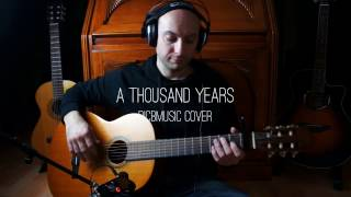 A Thousand Years | RicBMusic Cover