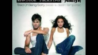 Enrique Iglesias Feat. Nadiya - Tired Of Being Sorry  (Radio Edit)