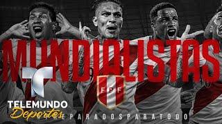 ¡El emocionante mensaje de Perú a Dinamarca!   Copa Mundial FIFA Rusia 2018   Telemundo Deportes