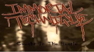 IMMORTAL TECHNIQUE - CAUGHT IN THE HUSTLE (HD)