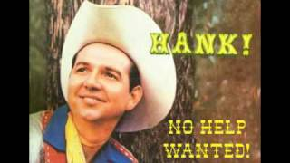 HANK THOMPSON - No Help Wanted!