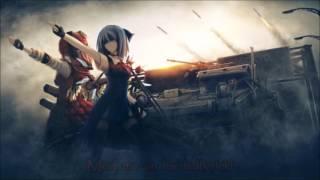 Nightcore - Battlefield (lyrics)