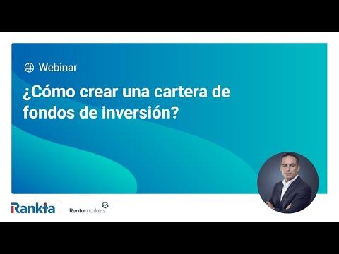 ¿Cómo crear una cartera de inversión de acuerdo con nuestro perfil de riesgo?¿Qué factores debemos tener en cuenta? ¿Cómo seleccionamos los mejores fondos? Aprende de la mano de Juan Pablo Calle, gestor de fondo en Rentamarkets.
