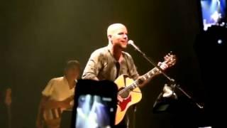 Gianmarco cantando en kawasaki Japon