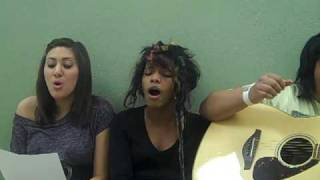 """Maneater""-Lauren and Genice and Rolando (cover)"
