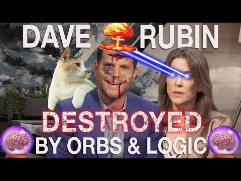 David Rubin DESTROYED By Orbs & Logic