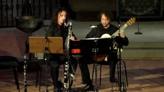 Francesco Zappa - Duetto N. 6 - III. Menuetto (Inventionis Mater)