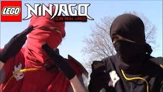NINJAGO IN REAL LIFE