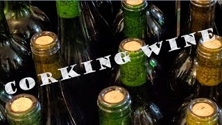 How to Bottle Wine - Part 2 - How to Cork your Wine