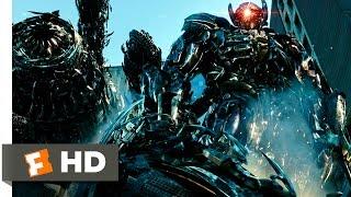 Transformers: Dark of the Moon (2/10) Movie CLIP - Shockwave Attacks (2011) HD