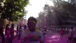 The Color Run 5K San Jose, CA 2014 GoPro